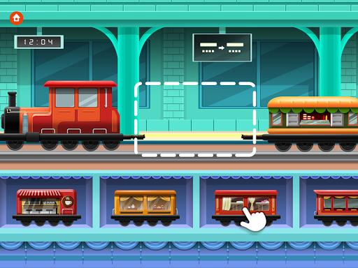 Train Builder - Train simulator & driving Games 1.1.4 screenshots 6