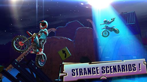 Télécharger course vélo d'essai: xtreme stunt bike jeux course mod apk screenshots 4
