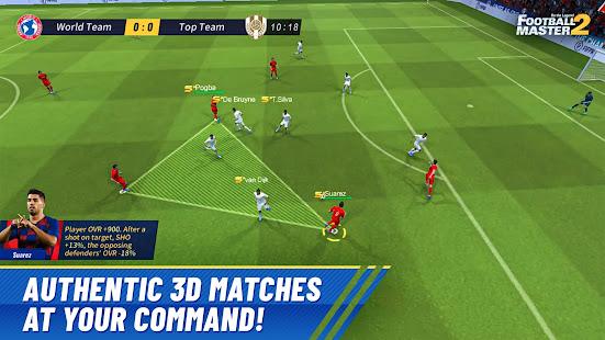 Football Master 2 - Soccer Star 1.4.112 Screenshots 1