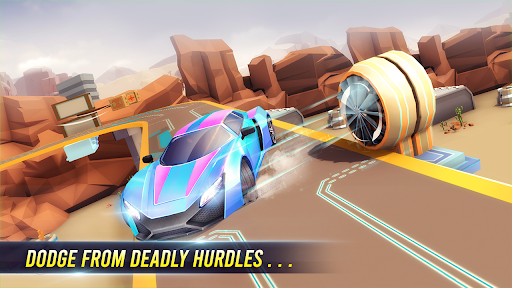 Mega Ramps - Galaxy Racer  screenshots 19