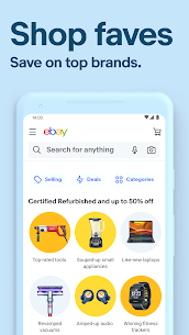 eBay – Buy, sell, and save money on your shopping 3
