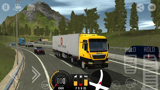Truck World: Euro & American Tour (Simulator 2020) Mod Apk 1.19707070 (Unlimited Money/Gold) 8
