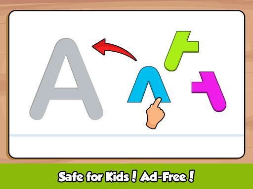 ABC Kids Games - Phonics to Learn alphabet Letters screenshots 9