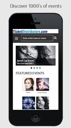 Ticket Distributors screenshots 2