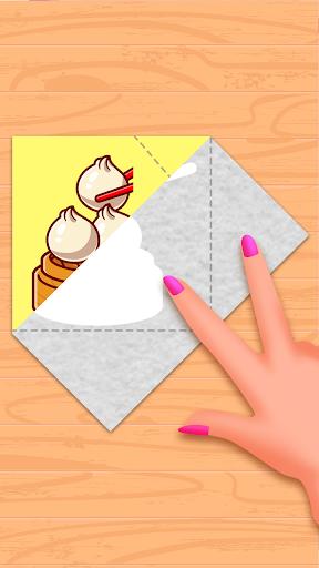Paper Folding Puzzle 1.5 screenshots 1
