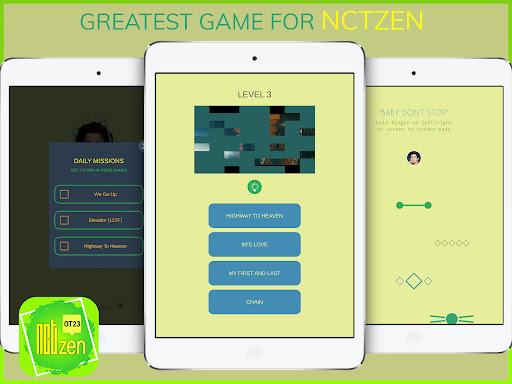 NCTzen - OT23 NCT game screenshots 6