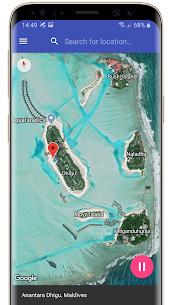Fake GPS Location PROFESSIONAL v1.2 MOD APK (Ad-Free) 2