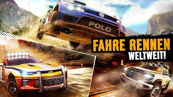 Asphalt Xtreme: Rally Racing Screenshot