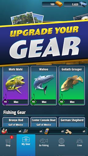 TAP SPORTS Fishing Game  screenshots 14