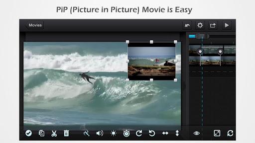Cute CUT - Video Editor & Movie Maker  Screenshots 3