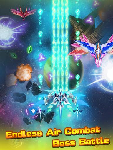 Galaxy Shooter-Space War Shooting Games  screenshots 6