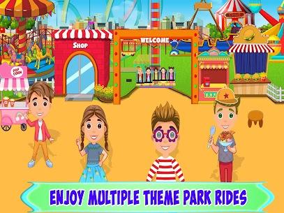 kasaba eğlence parkı hayatı  eğlenceli oyunlar Apk Son Sürüm 2021 2