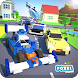 Crossy Brakes : Blocky Toon Racer - Androidアプリ