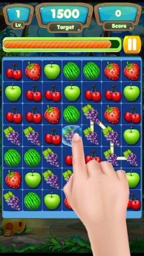 Fruit Link - Fruit Legend - Free connect game apktram screenshots 2