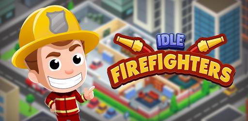 Idle Firefighter Tycoon - Fire Emergency Manager APK 0