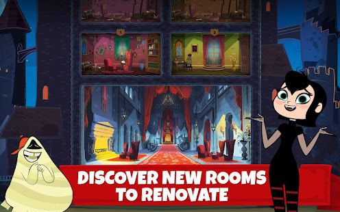 Hotel Transylvania Adventures - Run, Jump, Build! screenshots 6
