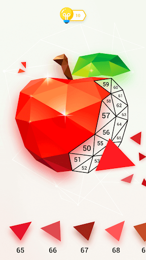 inPoly u2013 Poly Art Puzzle 1.0.21 screenshots 19