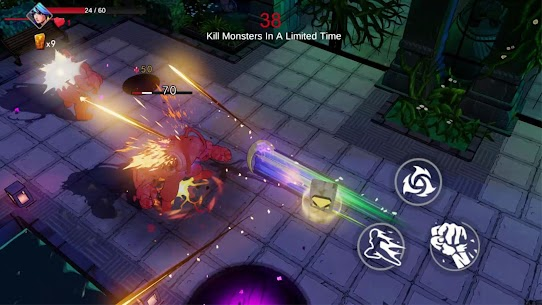 Game of Gods: Best Roguelike ACT Games Mod Apk 1.0.1 3