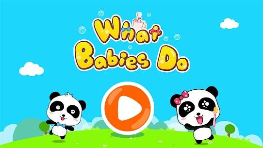Baby Panda's Daily Life 9