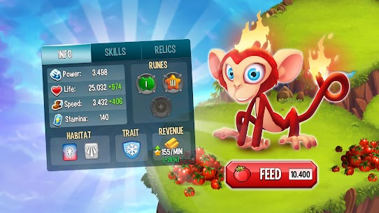 Monster Legends (MOD Always Win, No Skill Costs) 1