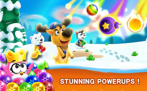 Bubble Shooter MOD APK- Frozen Pop (Unlimited Lives) Download 5