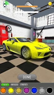 Car Mechanic MOD (Unlimited Money) 4