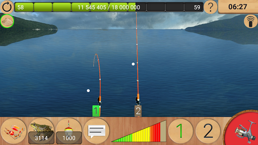 True Fishing (key). Fishing simulator 1.14.1.636 screenshots 17