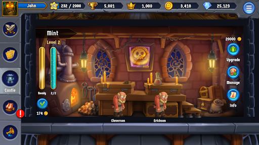 Spooky Wars - Battle Castle Defense Strategy Game SW-00.00.58 Screenshots 4