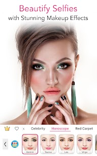 YouCam Makeup – Selfie Editor & Magic Makeover Cam 2