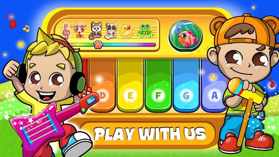 Vlad and Niki: Piano Kids screenshots 1