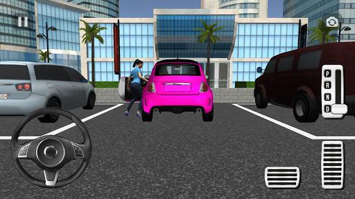 Car Parking Simulator: Girls 1.44 screenshots 12