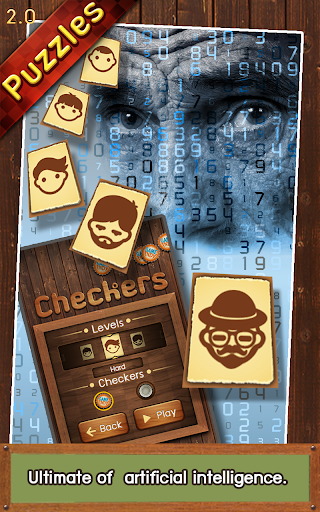 Thai Checkers - Genius Puzzle - u0e2bu0e21u0e32u0e01u0e2eu0e2du0e2a  screenshots 4