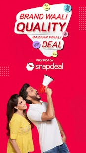 Snapdeal Shopping App -Free Delivery on all orders Screenshot