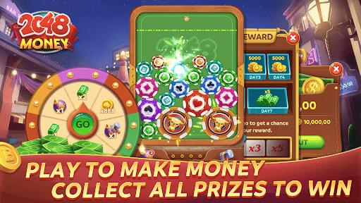 2048 Money - Huge Rewards & Super Gifts 2.0.1 screenshots 1