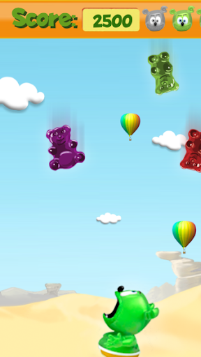 Talking Gummy Free Bear Games for kids screenshots 5