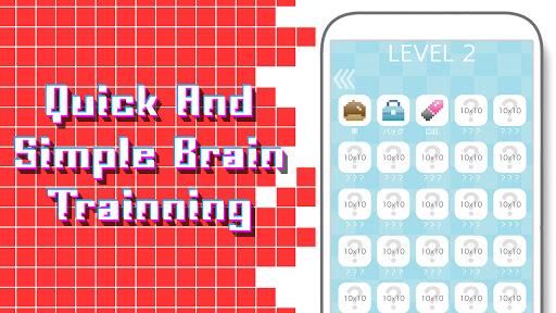 Logic Art - Simple Puzzle Game 1.4.4 screenshots 1