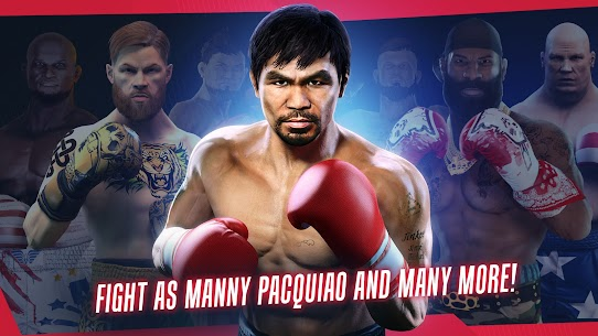 Real Boxing 2 MOD APK Unlimited Money 1.14.6 1