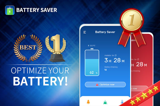 Battery Saver-Charge Faster, Ram Cleaner, Booster Apkfinish screenshots 1