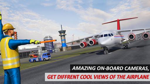 Airport Flight Simulator 3D 1.0.1 screenshots 4