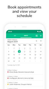 Schedulista Appointment Scheduler, Scheduling App
