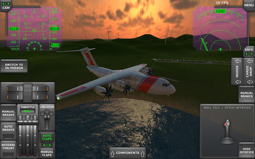 Turboprop Flight Simulator 3D 1.24 screenshots 22