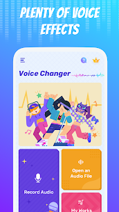 Funny Voice Changer – Free Voice Changer (Pro) 2