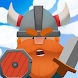 Viking Life: Wild north, idle tycoon games adcap