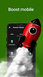 Booster & Phone cleaner - Boost mobile, clean ram 10.0 (Premium)