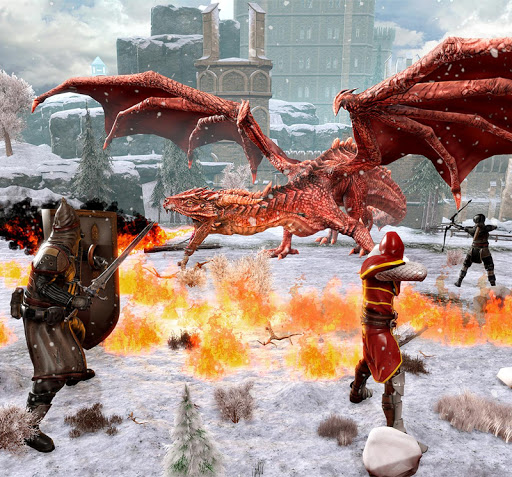 Flying Dragon Games : City Action 3D screenshots 11