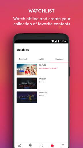Vidio - Watch Video, TV & Live Streaming 5.49.10-05530ea Screenshots 8