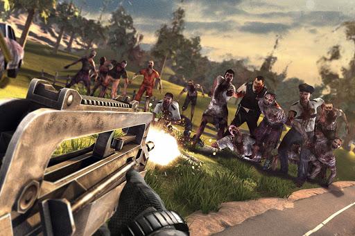 Zombie Frontier 3: Sniper FPS  screenshots 2
