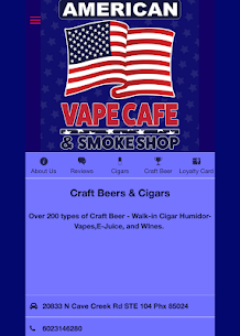 American Vape Cafe For Pc | How To Install (Windows 7, 8, 10 And Mac) 4
