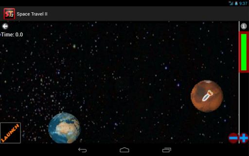 space travel ii screenshot 3