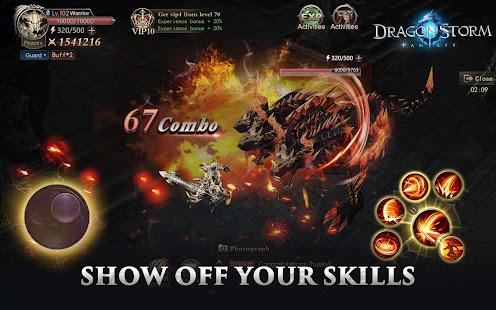 Dragon Storm Fantasy Unlimited Money